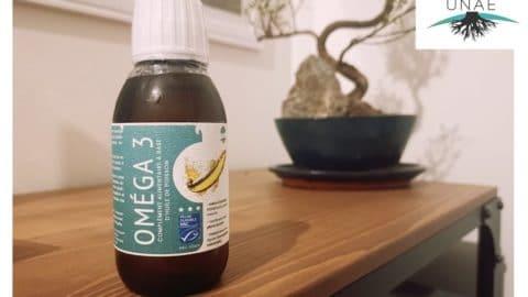 Omega 3 unae laboratoire