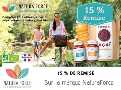 Natura Force promo